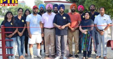 Open Health Gym inaugurated at Lyallpur Khalsa College Jalandhar