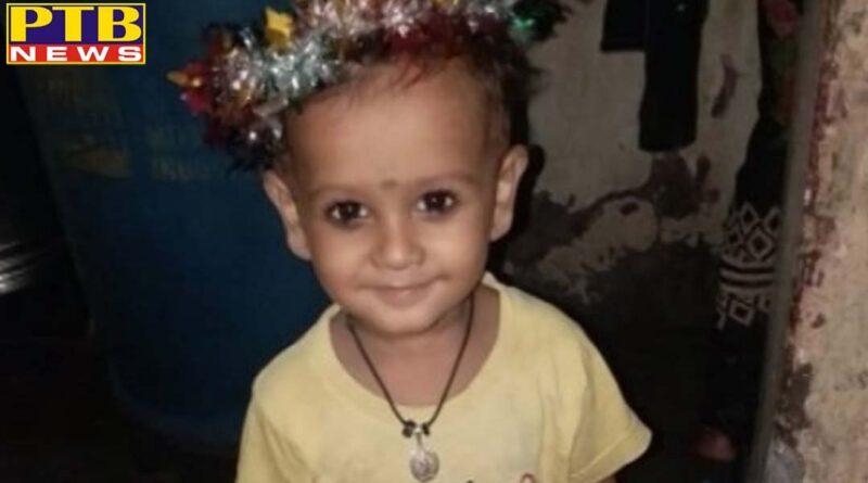 Goregaon mumbai Child Falls In A Storm Water Drain Search Operation Still On