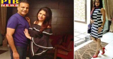 PTB Big News entertainment bollywood salman khan actress bhagyashree husband arrested for high profile racket?