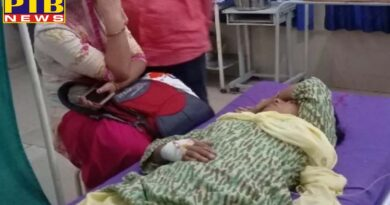 chandigarh crime a student attack on teacher with knife in sonipat of haryana