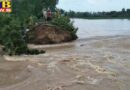 Punjab ghaggar river dam broken sangrur