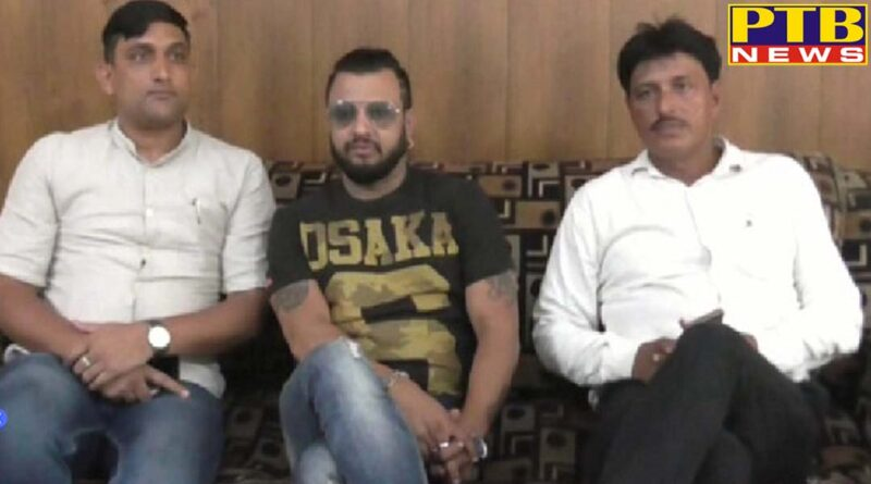 Solan Himachal Pradesh-based actor Kuldeep Sharma will release his film soon Himachal Pardesh