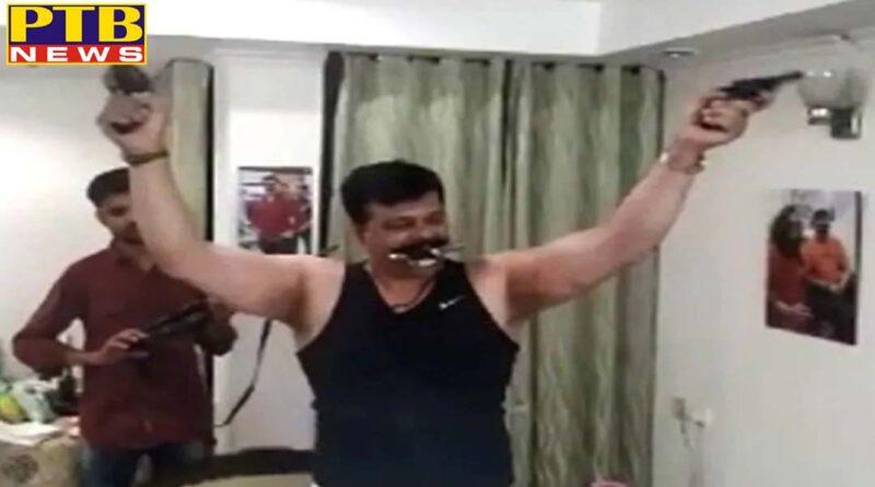 BJP's suspended MLA Kunwar Pranav Singh Champion's Viral Video Uttarakhand