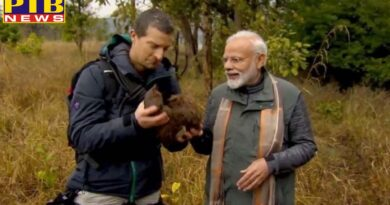 PM Modi to Feature With Bear Grylls in Man vs Wild Episode on Discovery