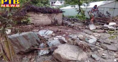 national latest continuous rain in uttarakhand makes threat of natural disaster