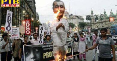 unnao rape victim accident bjp removed mla kuldeep singh sengar