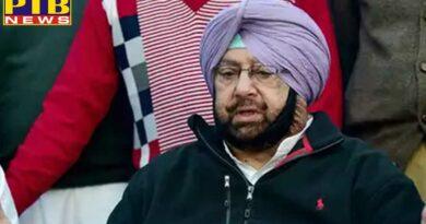 punjab captain amrinder singh appeal pm modi to intervene in the matter of ravidas temple demolition in delhi