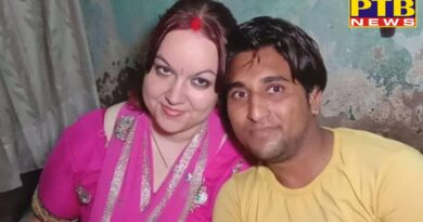 an american girl fell in love with punjabi boy on facebook and got married