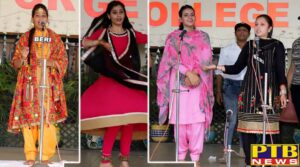 Talent Hunt Organised in S.D. College, Jalandhar
