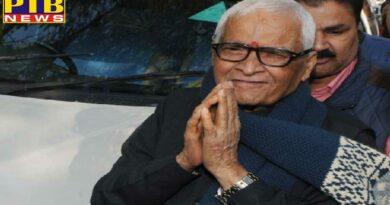 Former Bihar CM Jagannath Mishra has passed away in Delhi