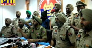 Jalandhar police solved teacher murder case in Cantt Arrested the accused