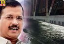 delhi yamuna is flowing above warning level cm kejriwal calls for an emergency meeting