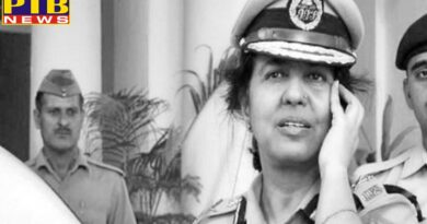 When sister Kavita made a flying serial on the country's first female DGP