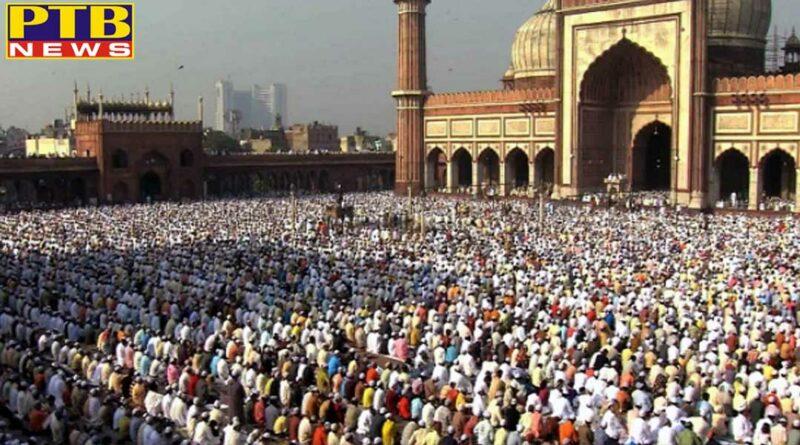 relaxation withdrawn after eid prayers in srinagar section 144 still applied Jalandhar eidgaah gulav devi Road