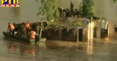 Punjab villages of punjab severely affected by floods