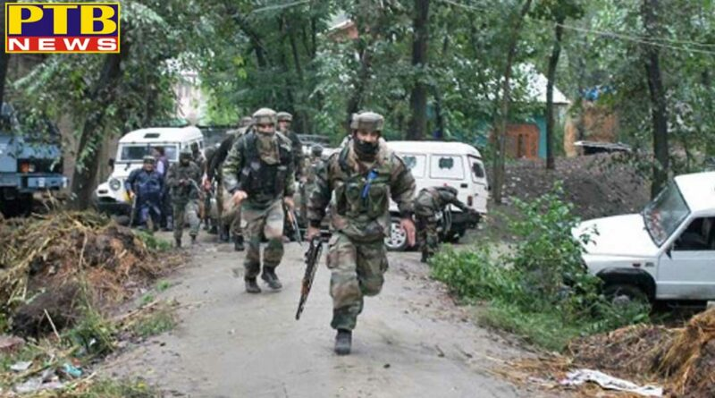 National five maoists have been killed in encounter with security forces