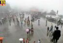 himachal pradesh shimla heavy rain caused landslide in shimla two dies one injured