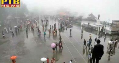 himachal pradesh shimla heavy rain caused landslide in shimla two dies one injured