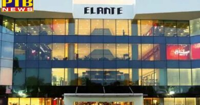 haryana chandigarh city rumors of bomb at elante mall of chandigarh