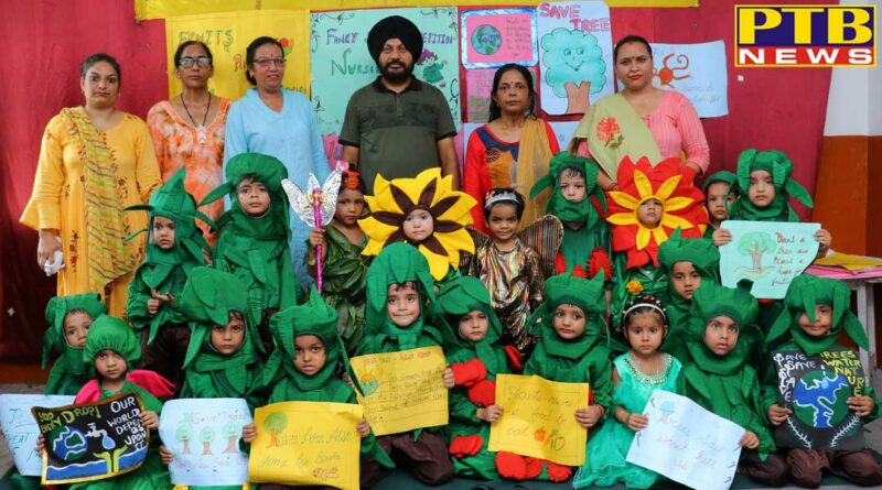 Fancy Dresss Competition at St. Soldier Group Jalandhar