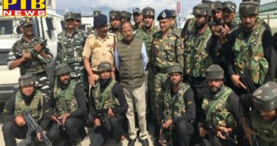 National ajit doval provided 300 phones to the security forces