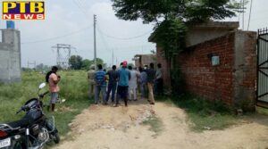 Gangsters and police fight in district Jalandhar Phillaur SHO injured four Arrested