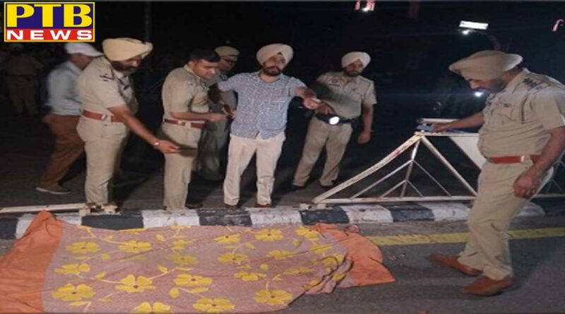 activa boy and girl double murder found dead GT road Amritser Punjab