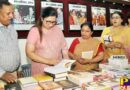 KMV Organizes a 4 Day Book Exhibition in Collaboration with Sahitya Akademi New Delhi