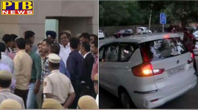 INX Media Case Special CBI Court sends P Chidambaram to CBI custody till 26 August