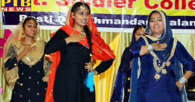 2-day talent search competition at St. Soldier's College