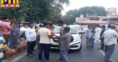 transporters strike in delhi ncr india