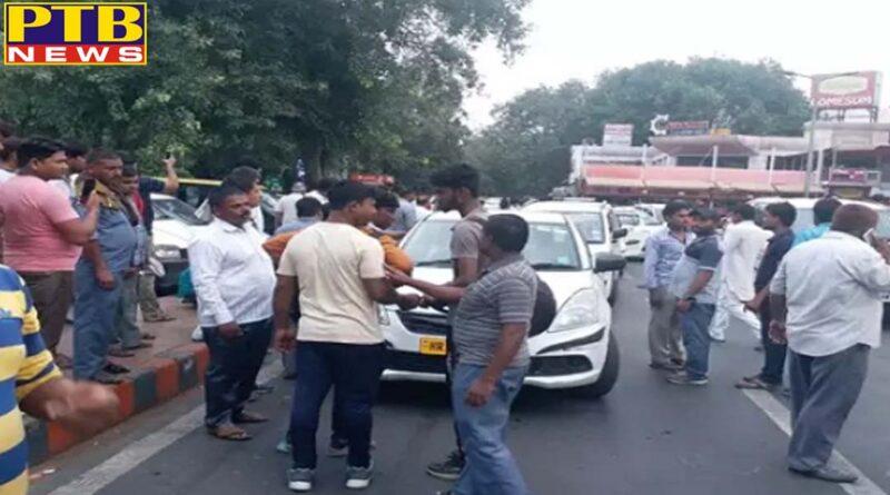 transporters strike in delhi ncr india