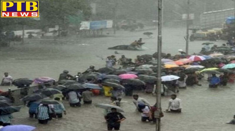red alert schools and colleges to remain closed due to heavy rains in mumbai 65 years broken record