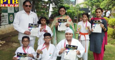 St. Soldier players win 5 medals in National Karate Championship