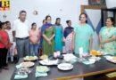 organizing Nutritional Awareness Week at SD College For women jalandhar