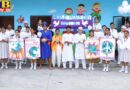 World Peace Day celebrated at St. Soldier's Inter College Friends Colony