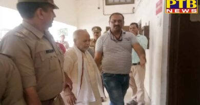 swami chinmayanand arrested in connection with alleged sexual harassment of law student