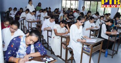 SD College for women jalandhar at Essay Writing Competition