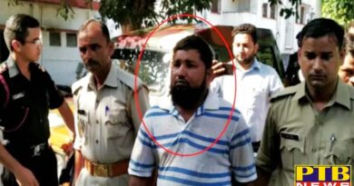 suspects person arrested from meerut cantonment area in meerut