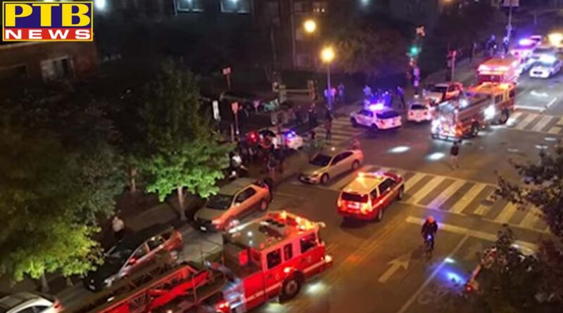 world multiple people shot on streets of washington in america News