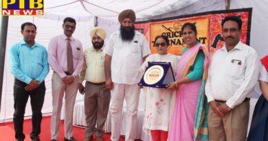 Zonal Cricket Tournament Declared Open at Innocent Hearts School, Loharan