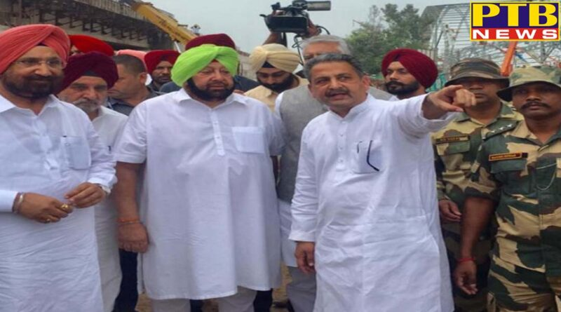 gurdaspur punjab cabinet meeting in dera baba nanak with punjab chief minister capton Amrinder Singh
