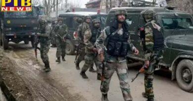 Three terrorists arrested near jammu border Lakhanpur