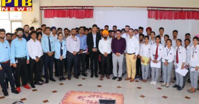 Placement Drive for Engineering Students in St Soldier Group