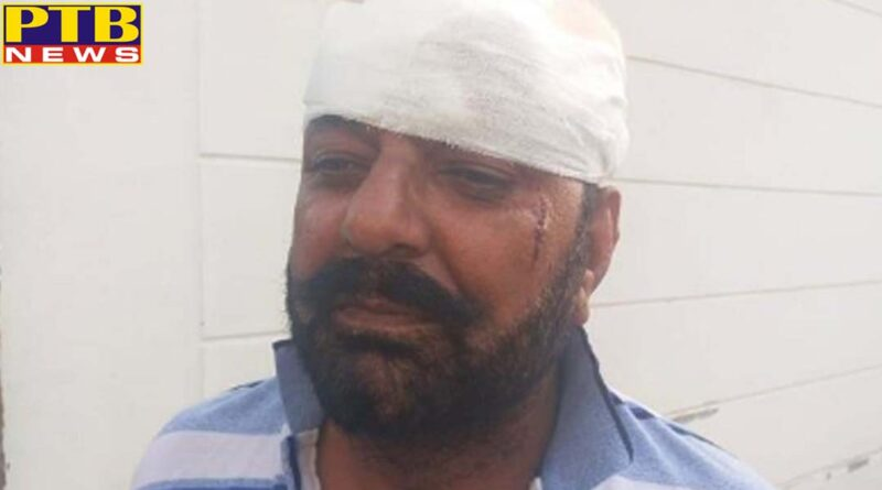 murderous attack on Assistant Superintendent in this Central Jail of Punjab Firozpur