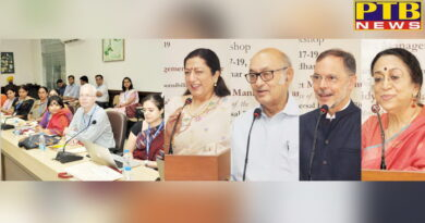 """Three-Day International Workshop on """"Gender Equity and Inclusion: Transformative Pathways in Higher Education"""" Commences at KMV"""