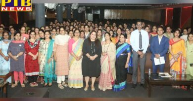 Innocent Hearts School Organised Seminar for teachers on 'Emotional Intelligence for Young Learners