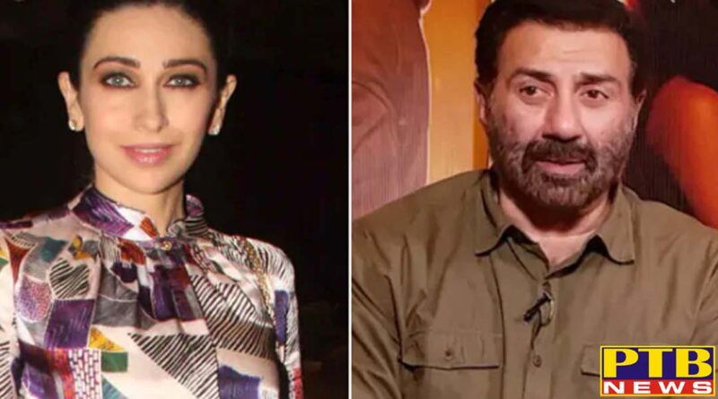 BJP Gurdaspur MP and actor Sunny Deol and karishma kapoor charged in chain Pulling Case