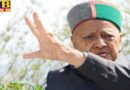 Himachal Pradesh no improvement in health of former chief minister virbhadra singh pgi chandigarh refer