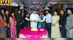Organizing fresher party for students of St. Soldier's MBA department